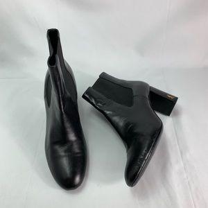 YSL Saint Laurent classic ankle boots ✨
